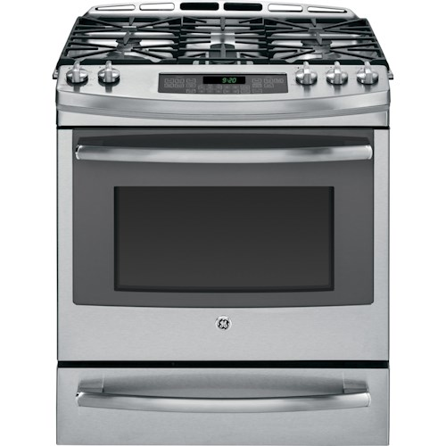 GE Appliances Dual-Fuel Ranges Profile™ 30