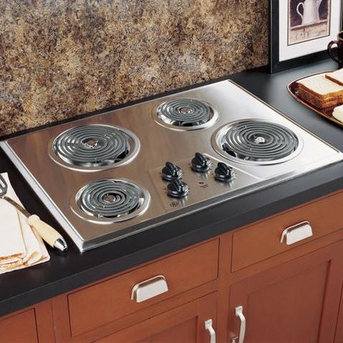 GE Appliances Electric Cooktops 30