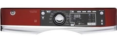 GE Appliances Electric Dryers - GE8.3 Cu.Ft. Front Load Electric Steam Dryer