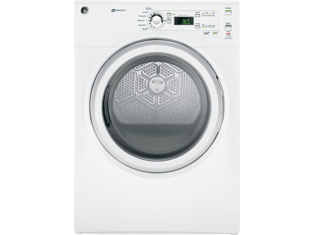 GE Appliances Electric Dryers - GELong Vent 7.0 cu. ft. Electric Dryer