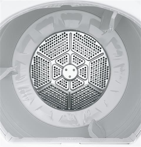 GE Appliances Electric Dryers - GE7.0 Cu. Ft. apacity Dura Drum electric