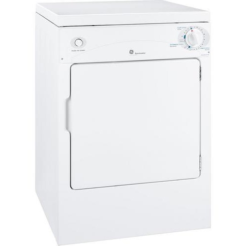 GE Appliances Electric Dryers  3.6 Cu. Ft. Portable Electric Dryer with DuraDrum™