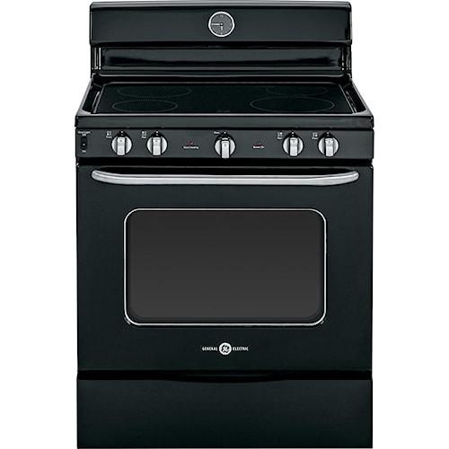 GE Appliances Electric Range Artistry™ Series 30