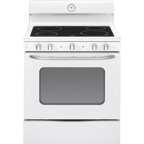 GE Appliances Electric Range  Artistry™ Series 30