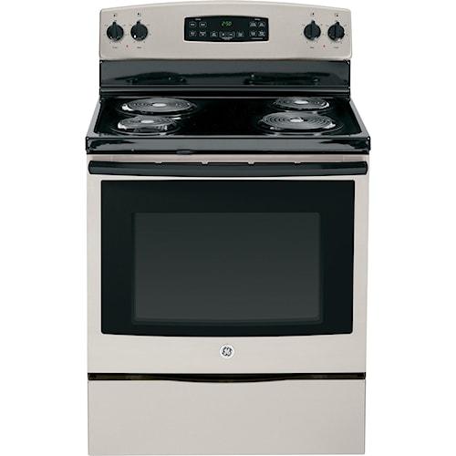 GE Appliances Electric Range 30