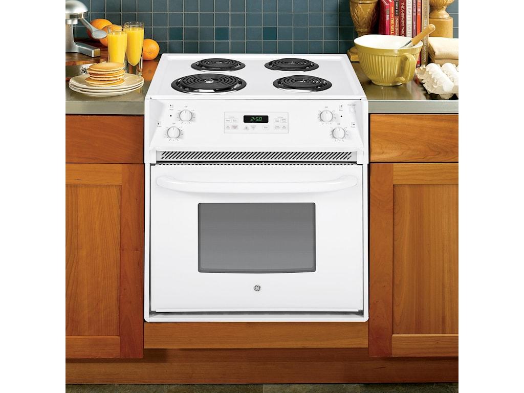 GE Appliances Electric Range 27