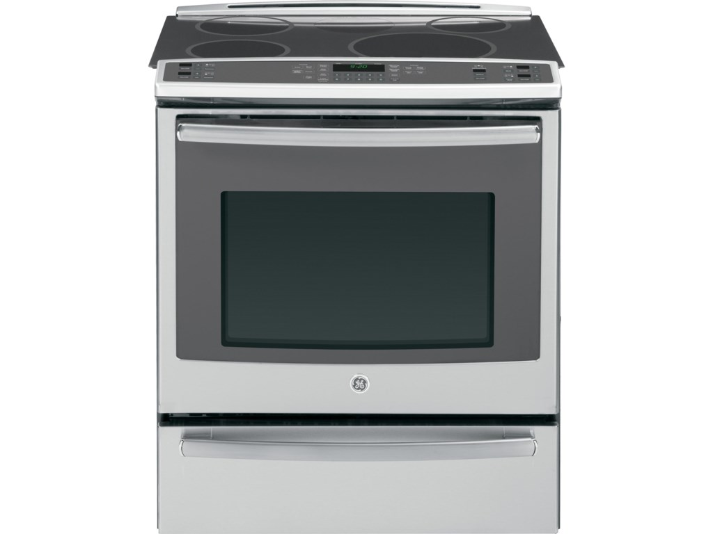 GE Appliances Electric Range30