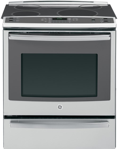 GE Appliances Electric Range Profile™ Series 30
