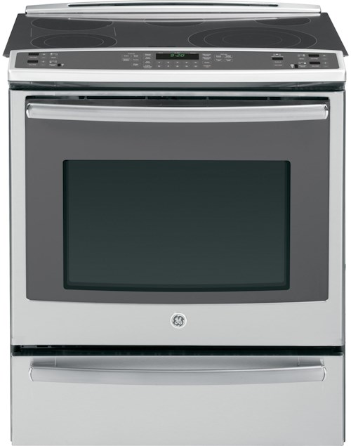 GE Appliances Electric Range Profile™ 30