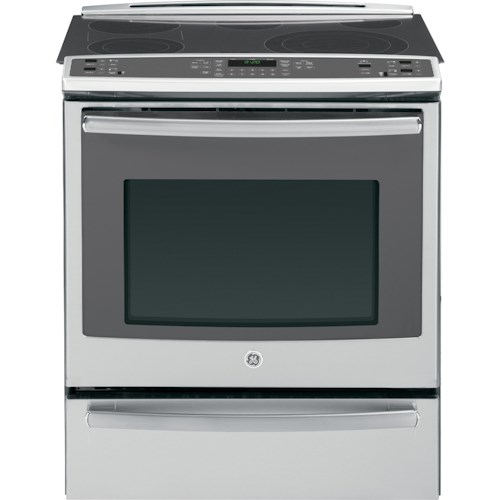 GE Appliances Electric Range Profile™ 30