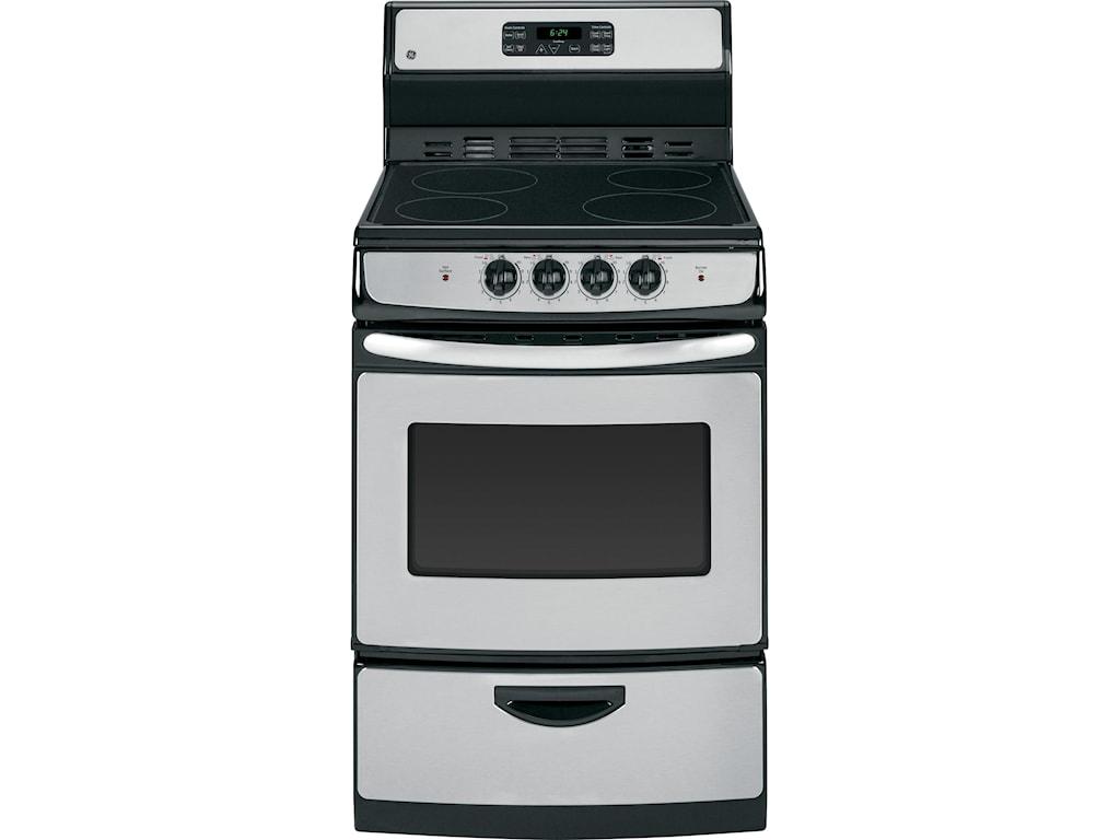 GE Appliances Electric Ranges - 201424