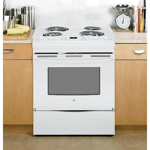 GE Appliances Electric Ranges - 2014 30