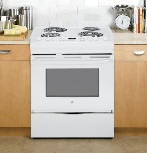 GE Appliances Electric Ranges - 2014 30