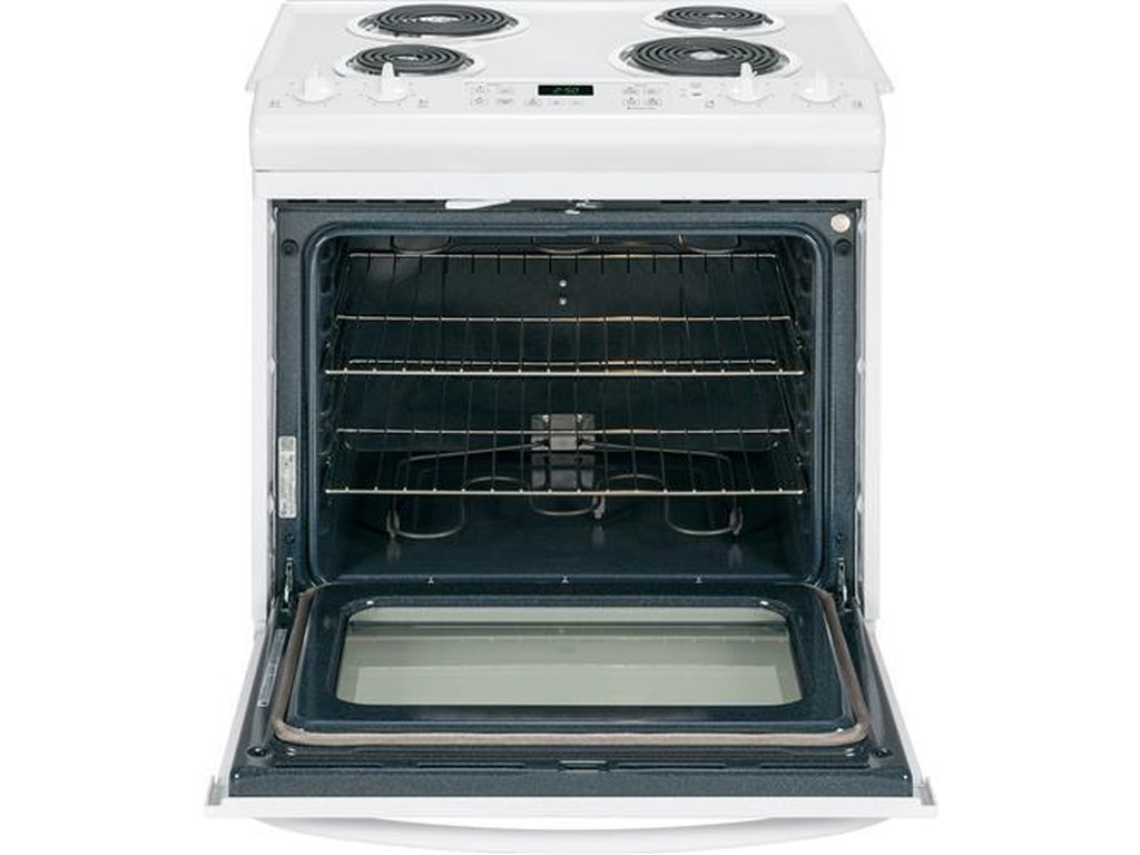GE Appliances Electric Ranges - 201430