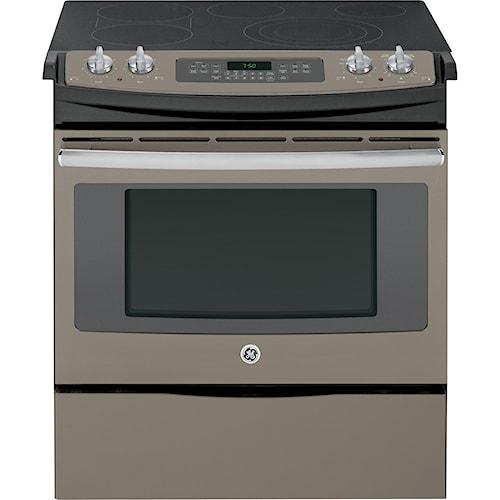 GE Appliances Electric Ranges - 2014 2 30
