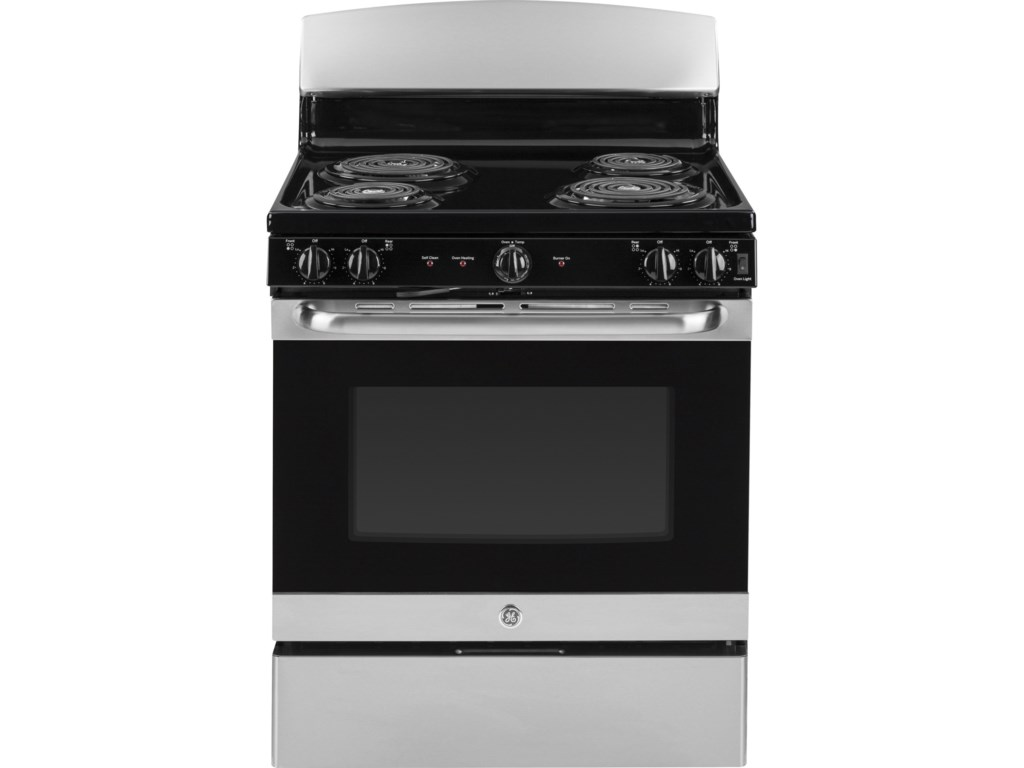 GE Appliances GE Electric RangesGE® 30