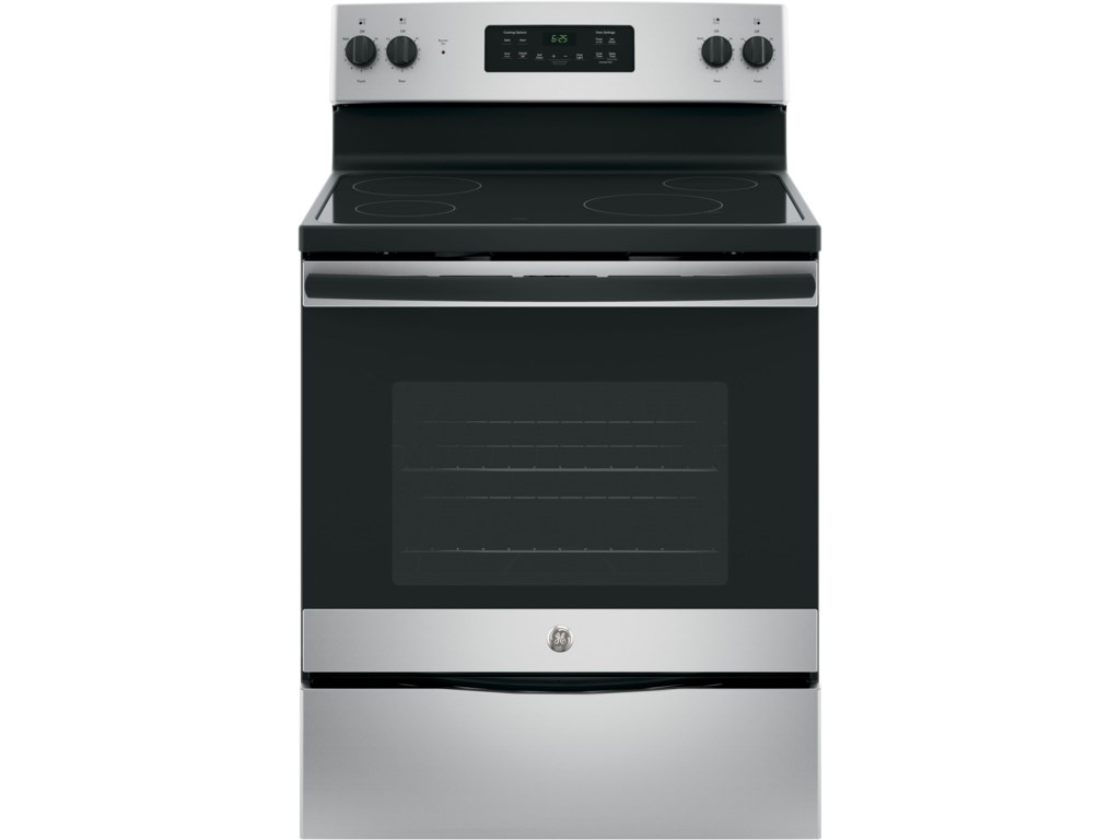 GE Appliances GE Electric RangesGE® 30