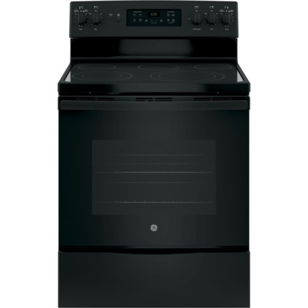 "30"" Free-Standing Convection Electric Range"