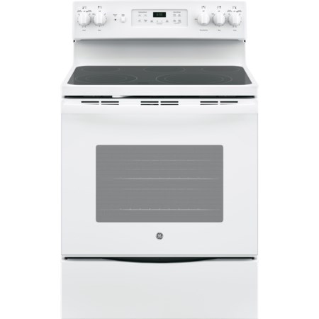 """30"""" Free-Standing Convection Electric Range"""
