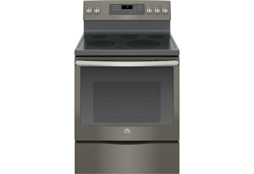 Free Standing Electric Convection Range
