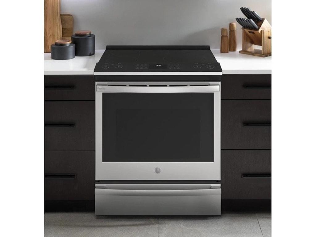 GE Appliances GE Electric RangesGE Profile™ 30