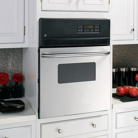 GE Appliances Electric Wall Oven 24