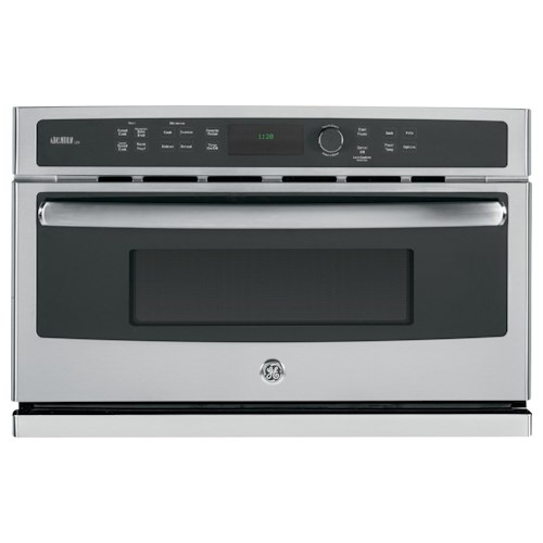 GE Appliances Electric Wall Oven Profile™ Series Advantium® 30 in. 4-in-1 Wall Oven