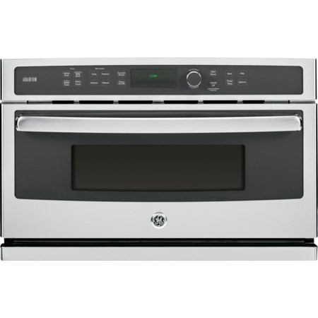 30 in. 4-in-1 Wall Oven