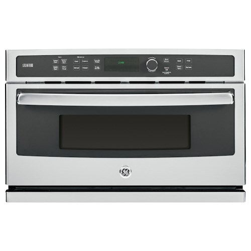 GE Appliances Electric Wall Oven Profile™ Series Advantium® 240V - 30 in. 4-in-1 Wall Oven with Speedcook
