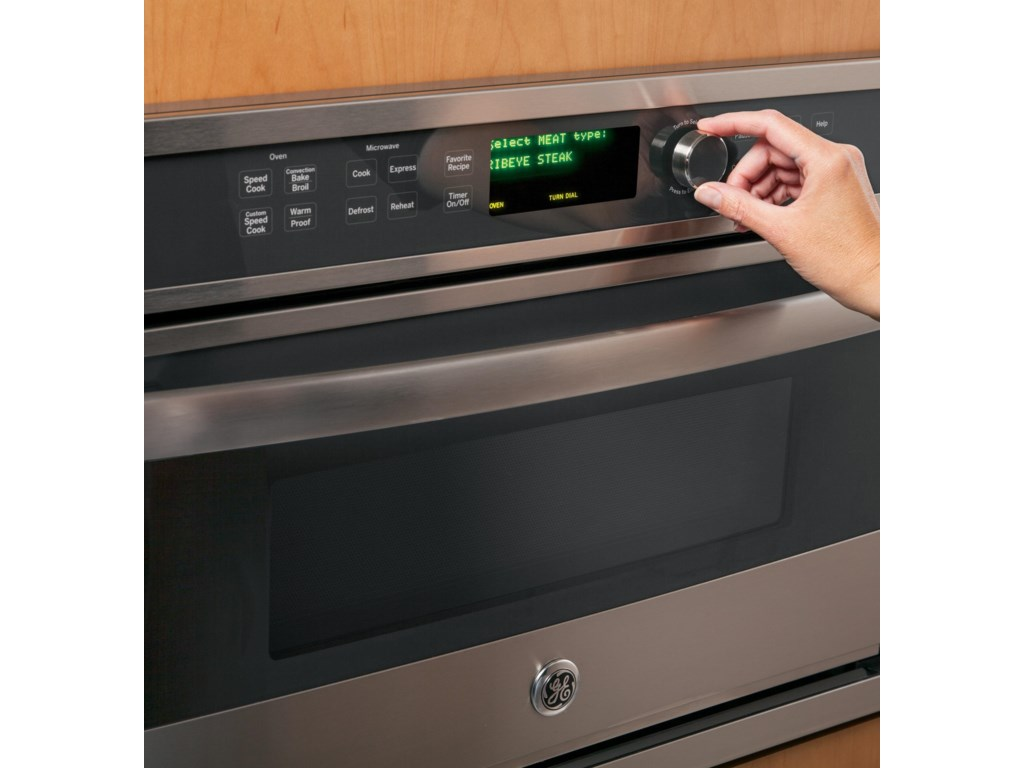 GE Appliances Electric Wall Oven30 in. 4-in-1 Wall Oven