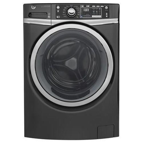 GE Appliances Front Load Washers - GE ENERGY STAR® 4.9 DOE Cu. Ft. Front Load Washer with Steam