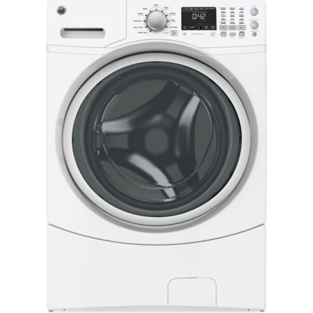 4.3 DOE Cu. Ft. Front Load Washer