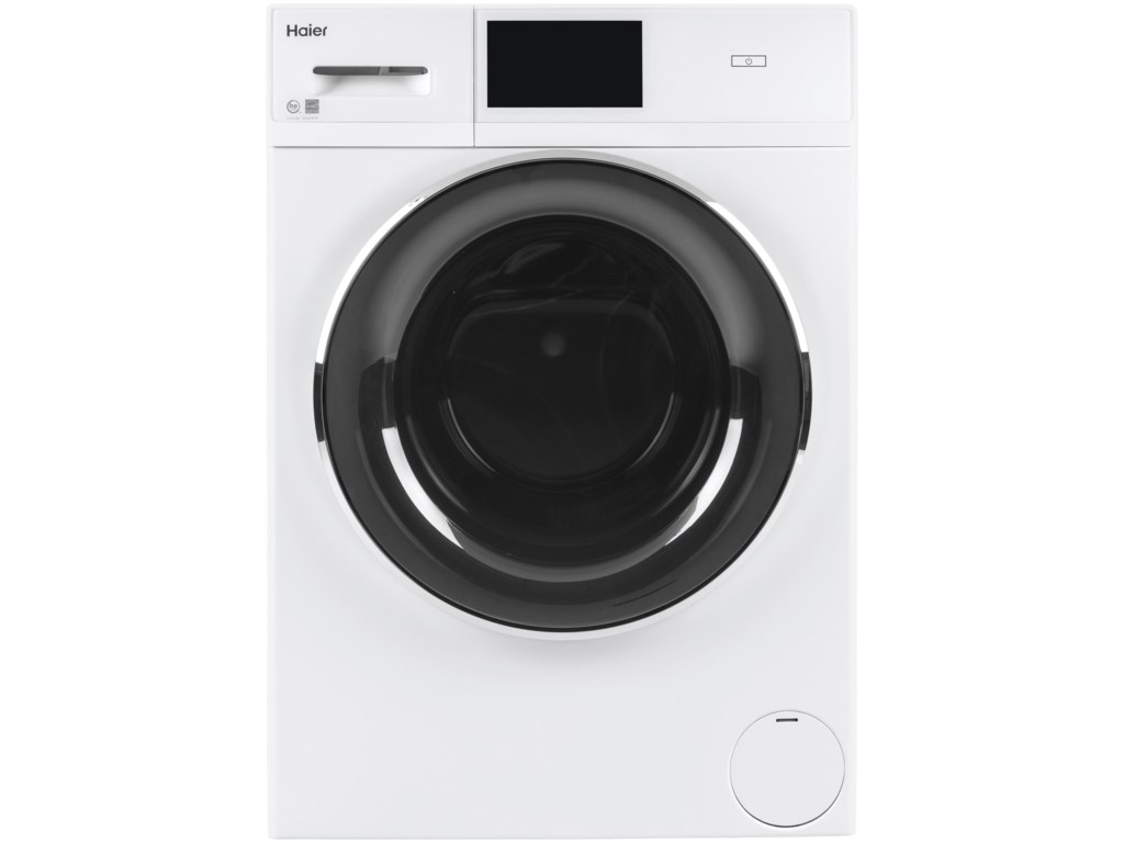 GE Appliances Front Load Washers - GE2.4 Cu. Ft. Smart Frontload Washer