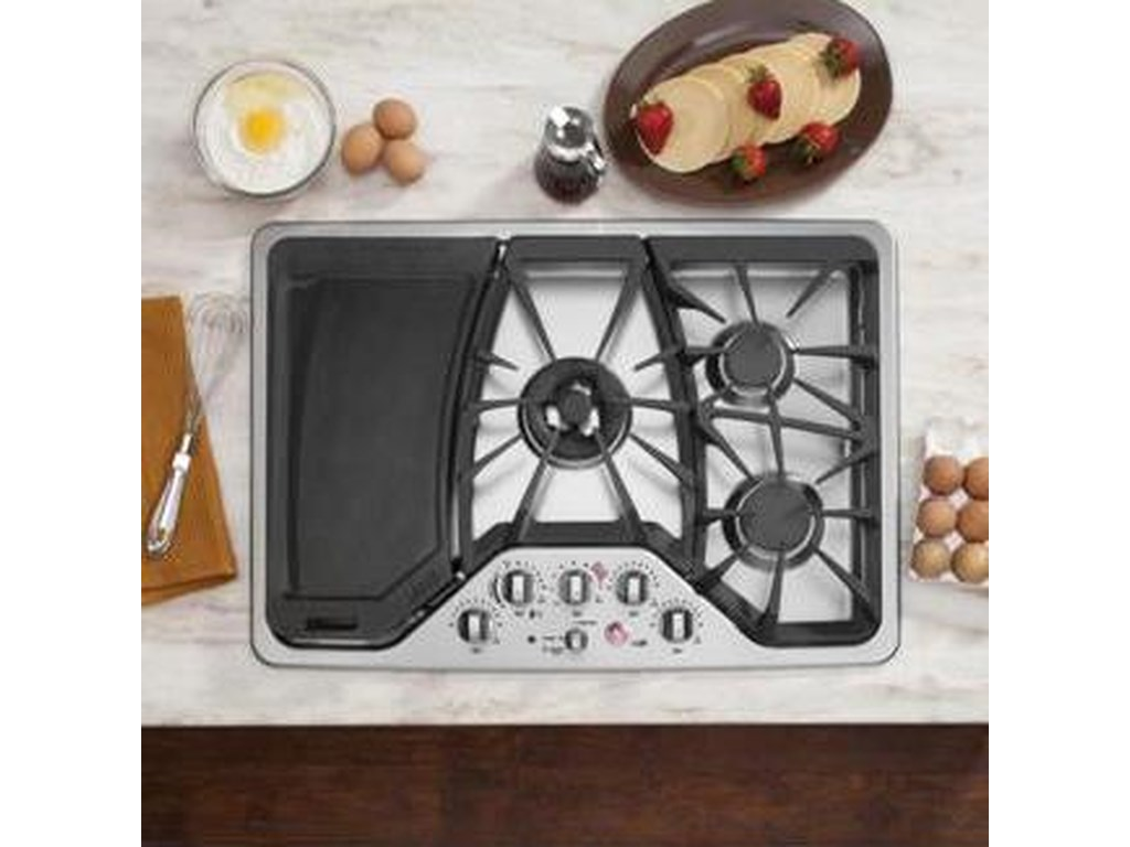 GE Appliances Gas Cooktops30