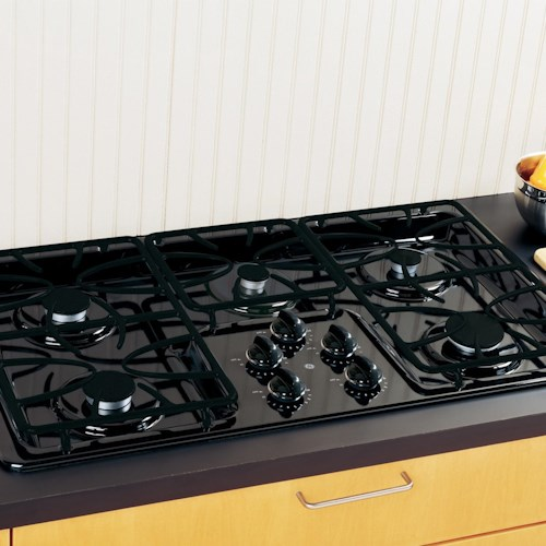 GE Appliances Gas Cooktops 36