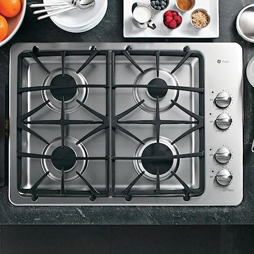 GE Appliances Gas Cooktops 30