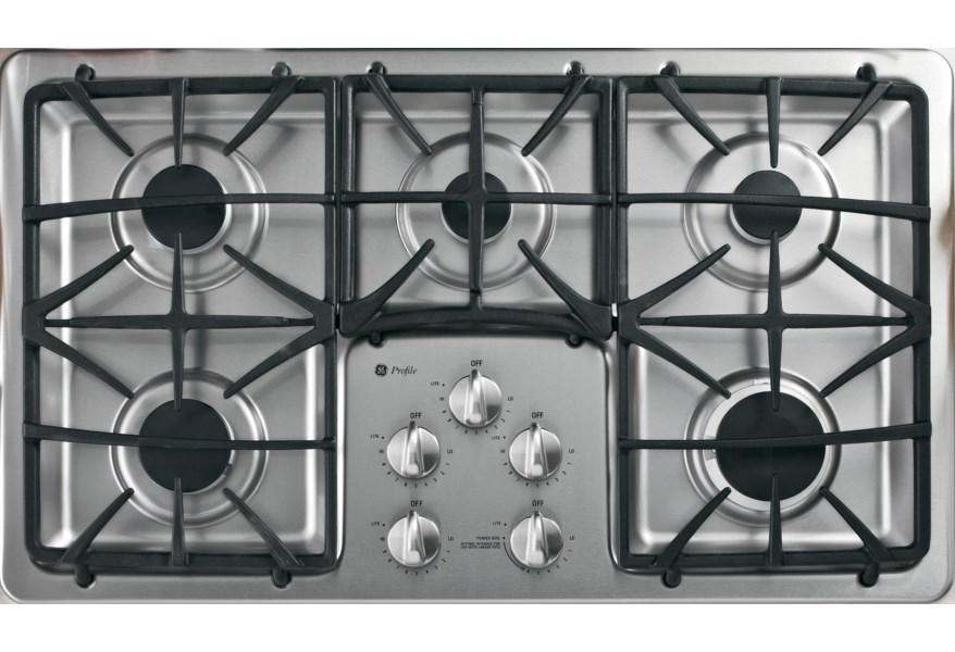 Ge Liances 36 Built In Gas Cooktop