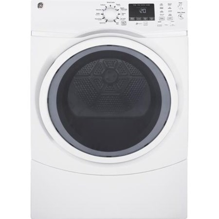 7.5 cu. ft. Capacity Front Load Gas Dryer
