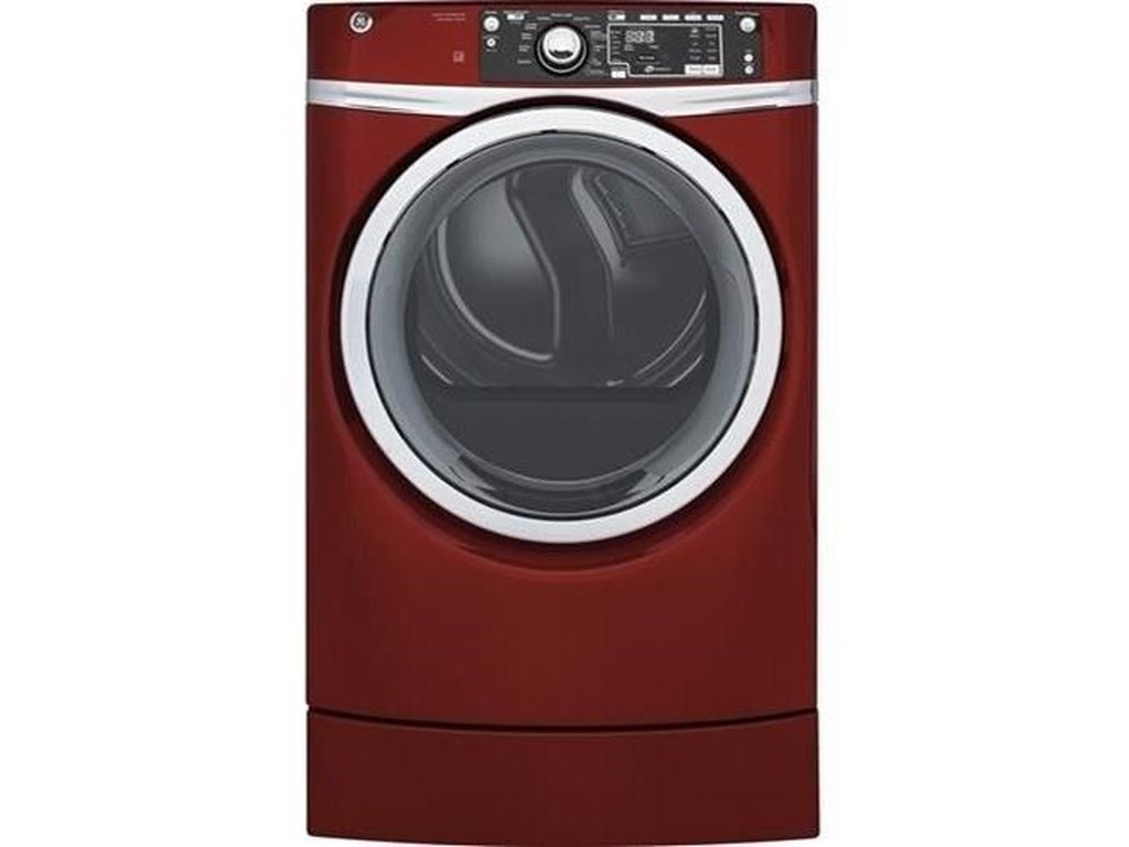 GE Appliances Gas Dryers8.3 Cu.Ft. Front Load Steam Gas Dryer