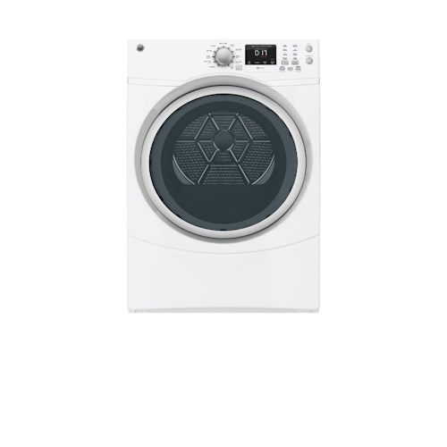 GE Appliances Gas Dryers 7.5 cu. ft. Frontload Dryer