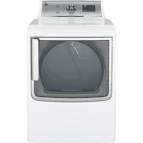 GE Appliances Gas Dryers 7.8 Cu. Ft. Capacity Gas Dryer
