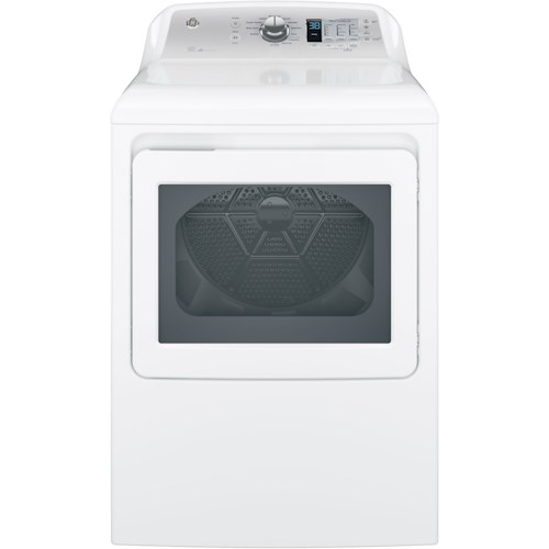 GE Appliances Gas Dryers ENERGY STAR® 6.1 cu. ft. 27