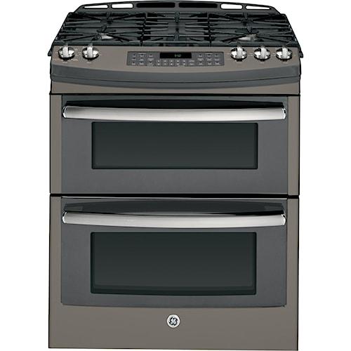GE Appliances Gas Ranges - GE - 2014 GE Profile™ Series 30