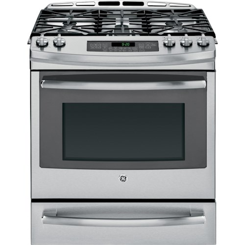 GE Appliances Gas Ranges  Profile™ Series 30