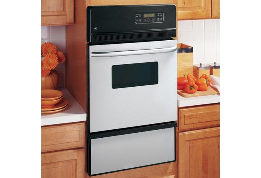Ge Appliances Jgrp20senss 24 Built In Single Gas Self Cleaning Oven Furniture And Appliancemart Ovens Gas Single