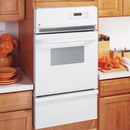 """24"""" Built-In Single Gas Oven"""