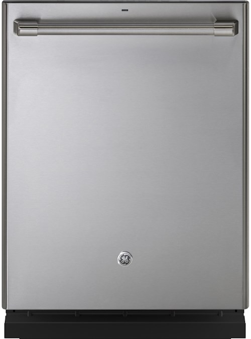 GE Appliances GE Cafe Dishwashers GE Cafe´™ Series Stainless Interior Built-In Dishwasher with Advanced Wash System and Bottle Jets