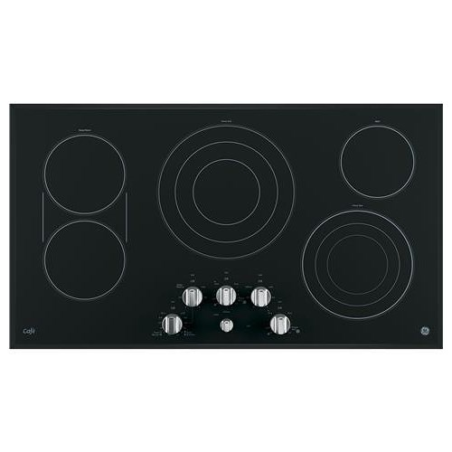 GE Appliances GE Cafe Electric Cooktops Cafe™ Series 36