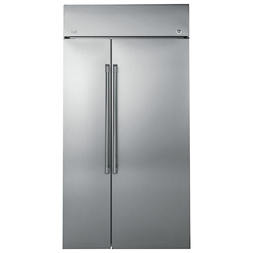 GE Appliances GE Cafe Side-By-Side Refrigerators GE Cafe´™ Series 42