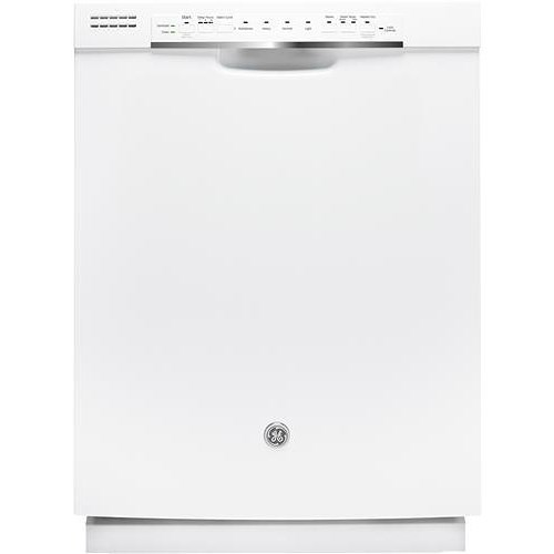 GE Appliances GE Dishwasers Stainless Steel Interior Dishwasher With Front Controls
